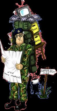 Sapperfest Logo